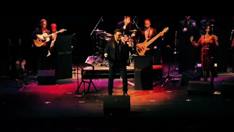 George Michael Tribute Show Band