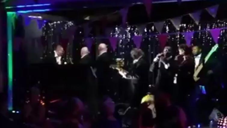 Play That Funky Music White Boy - Wild Cherry - Funk'N'Soul Wedding Band